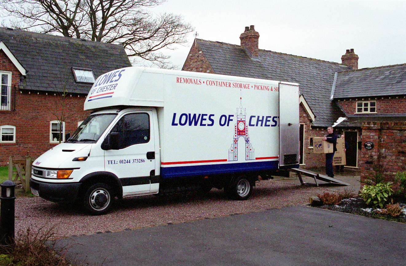 Chester Removal Companies Lowes of Chester