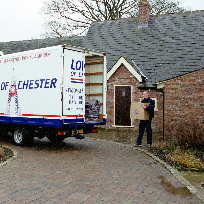 Domestic Removals Lowes of Chester