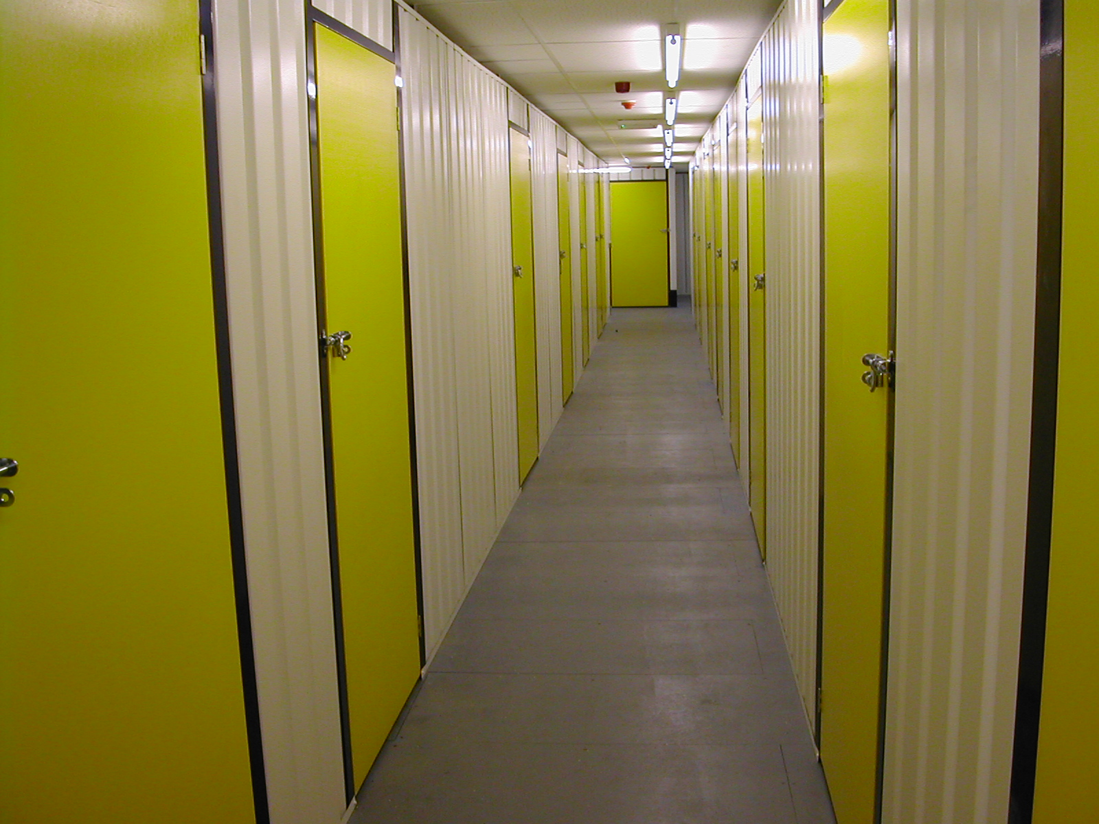 Modern Self Storage Facilities Chester
