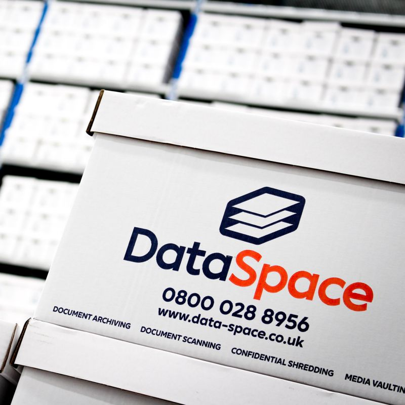 Archive Storage with DataSpace